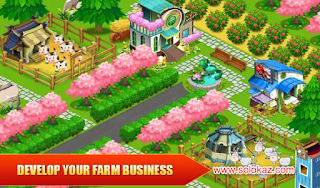 Feed Farm Mod Apk v1.0 Unlimited Money Gratis Terbaru