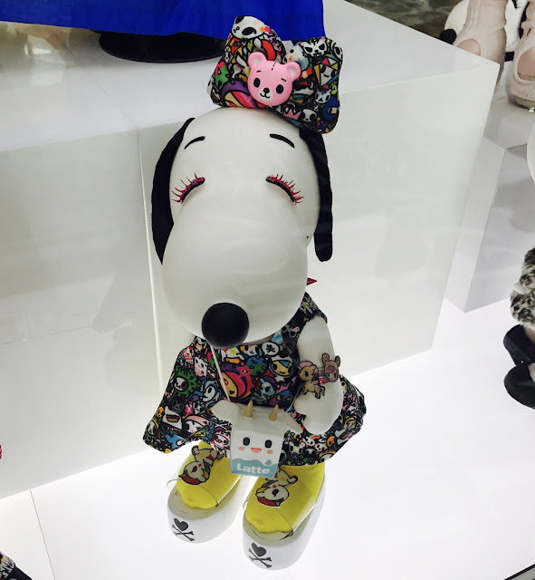 Snoopy & Belle NYC Fashion Week Review by Lady Lucas of Linzer Lane Blog