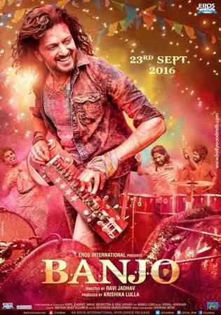 Banjo 2016 Full Hindi Movie Download HD 720p 800MB