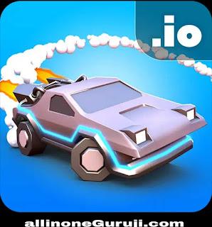 Crash of cars io game