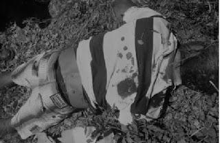 Guarda Municipal é executado no povoado de Jaburu em Canapi (AL)