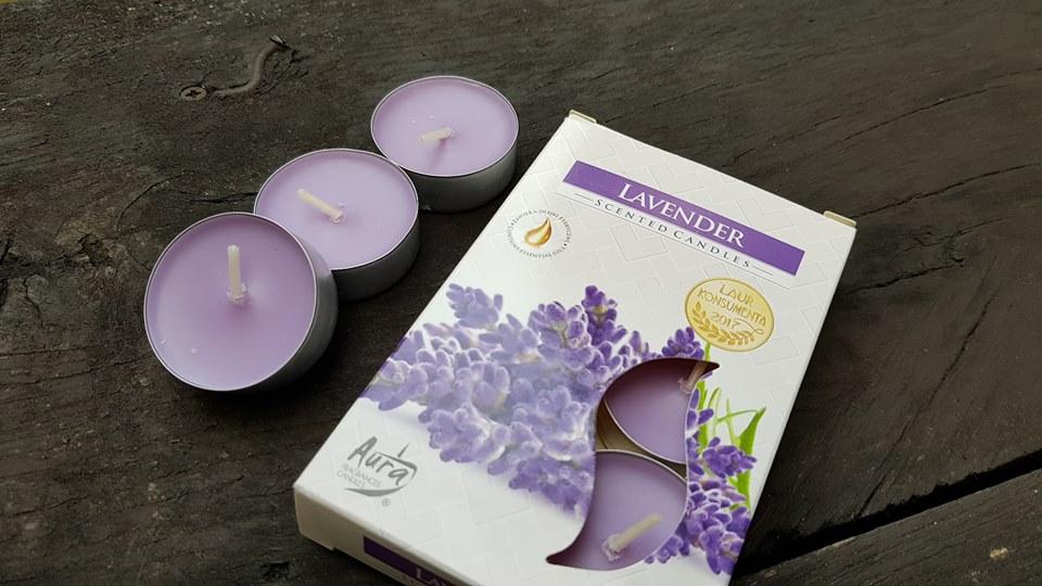 BISPOL Zapachowe świece