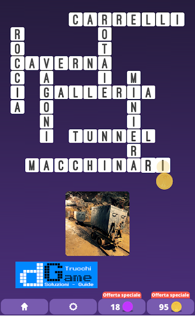 Soluzioni One Clue Crossword livello 13 schemi 10 (Cruciverba illustrato)  | Parole e foto