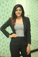 Actress Eesha Looks gorgeous in Blazer and T Shirt at Ami Tumi success meet ~  Exclusive 007.JPG