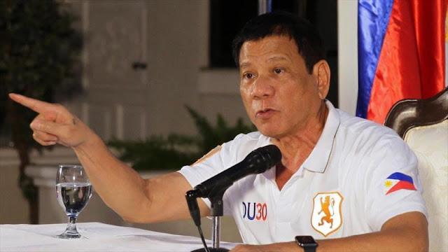 Duterte sobre expertos de DDHH de ONU: Tírenlos a los cocodrilos