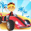 LINK DOWNLOAD GAMES Kart Racer 3D 1.1 FOR ANDROID CLUBBIT