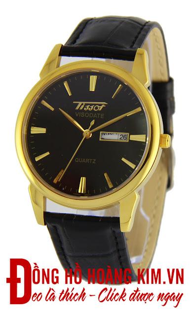 Đồng hồ nam dây da tissot bán chạy trong năm 2016