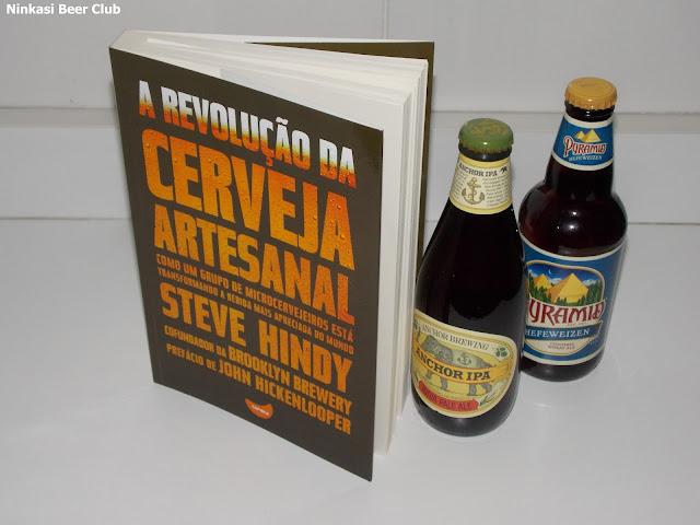 A Revolução da Cerveja Artesanal - Beerblioteca Ninkasi Beer Club