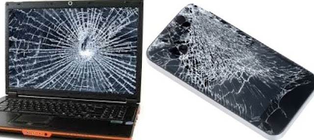 The importance of insurance  the phone and computer
