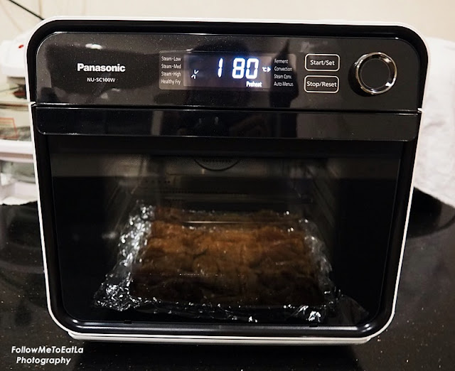 Preheat The Oven At 180oC