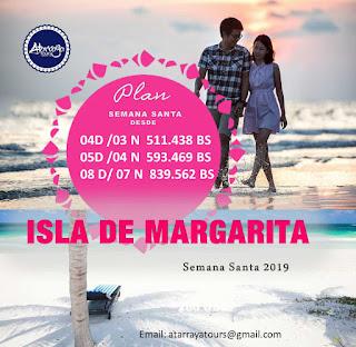 imagen Isla de Margarita - Semana santa 2019