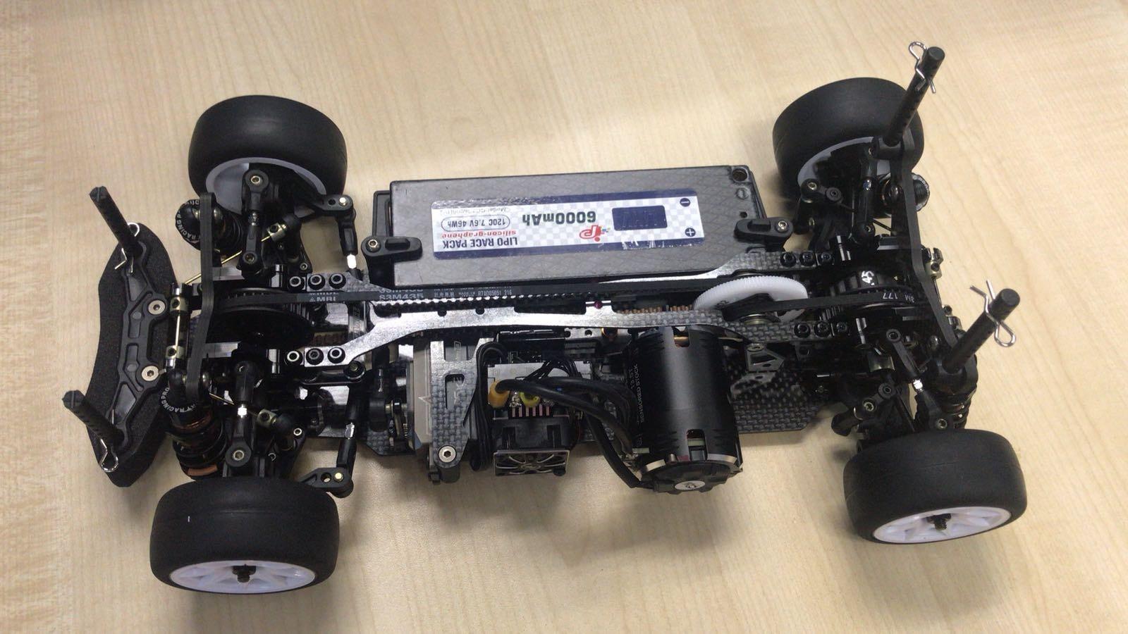 大家的RC: 3 RACING 4WD M車 ( M4 / M4 PRO )