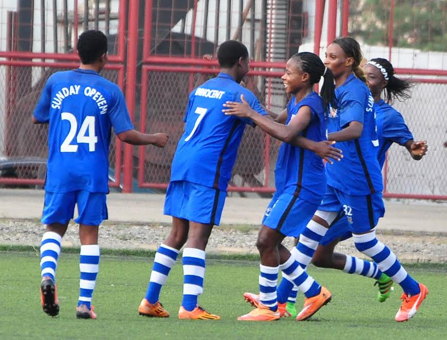 Nigeria Women Premier League Week Nine Wrap