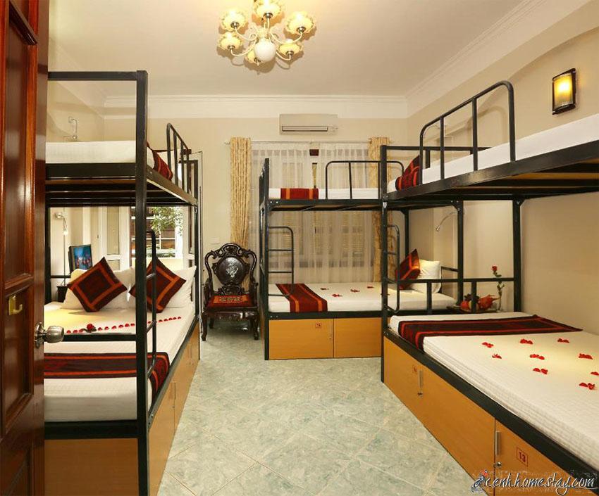 10 Khách sạn giá rẻ Hà Nội đẹp gần trung tâm, hồ Hoàn Kiếm, sân bay