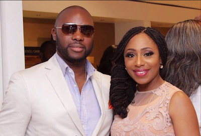 Dakore Akande reveals why she's scared of celebrating her wedding anniversary on social media