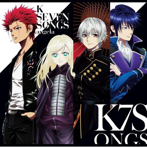 angela - K SEVEN SONGS