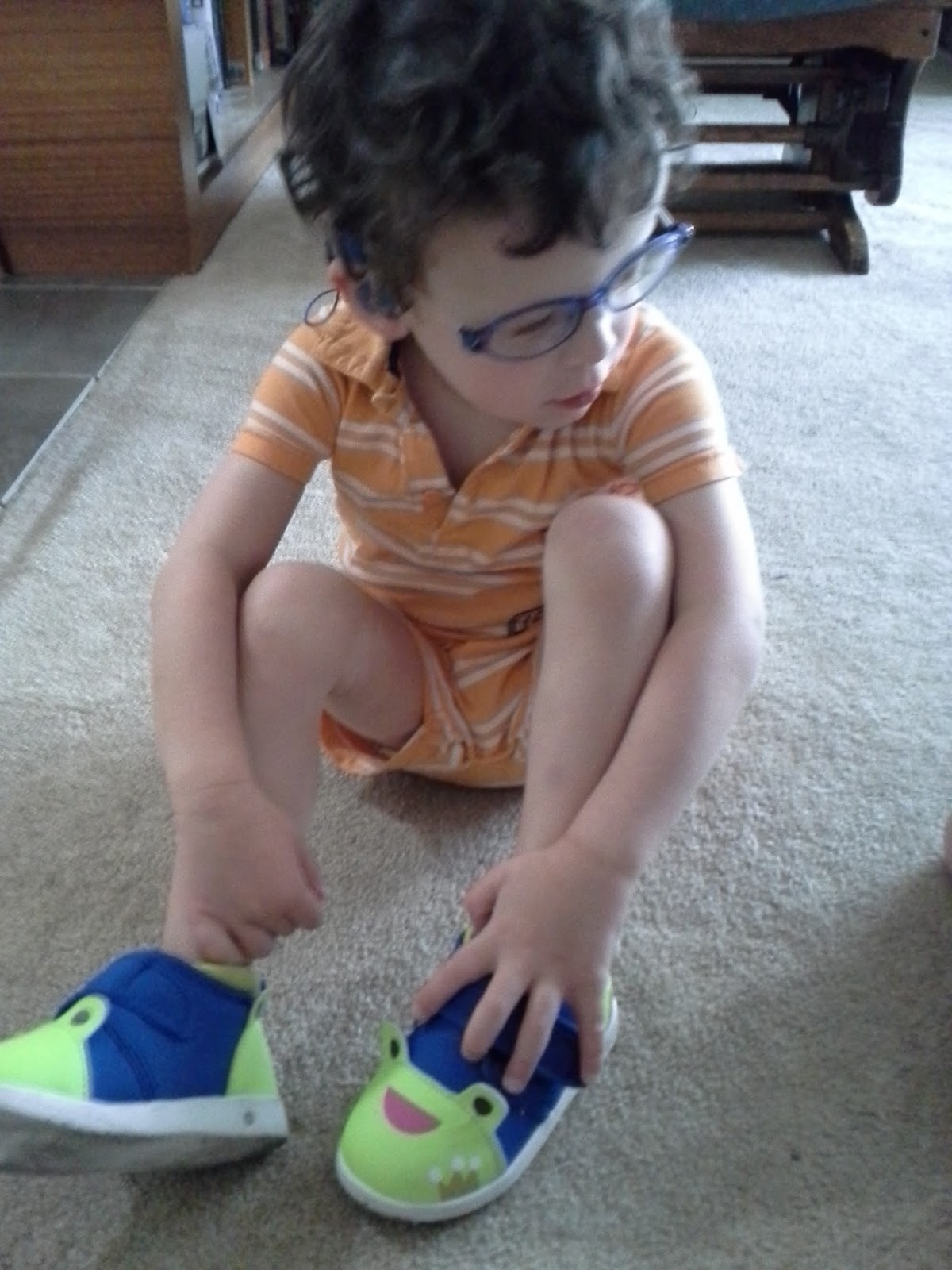 Giveaway! Yochi Yochi Kid's Shoes Or Baby Socks!