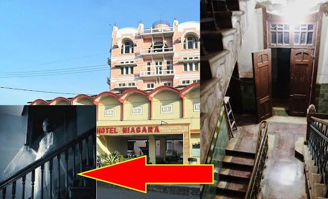 Hotel Niagara Malang Angker Seram Mistis Berhantu