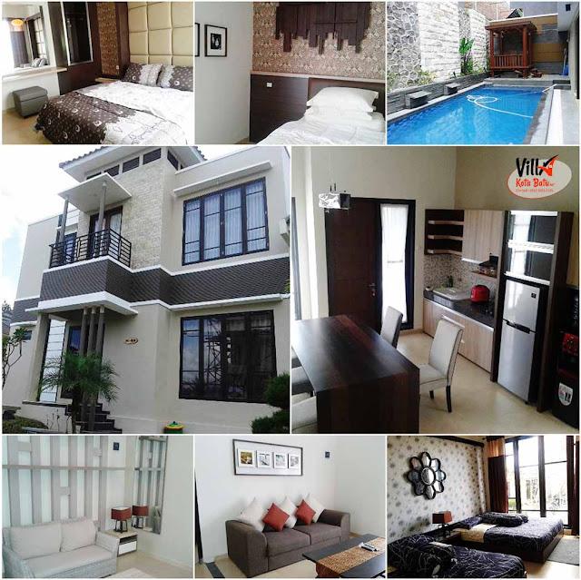Villa M 45 Batu Malang