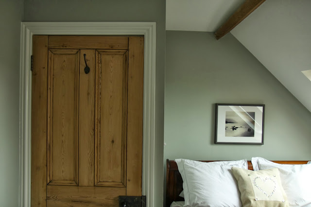 Farrow and Ball Light Blue How To Make New Pine Wooden Doors Look Old
