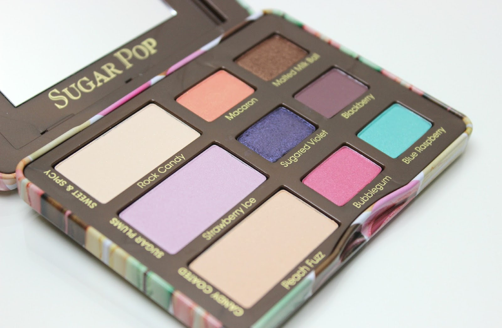 A picture of Too Faced Sugar Pop Sugary Sweet Eye Shadow Collection