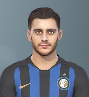 PES 2019 Faces David Merola by Sofyan Andri