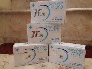 Review JF Sulfur Blemish Care