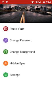 Secret Photo Locker - PIN,