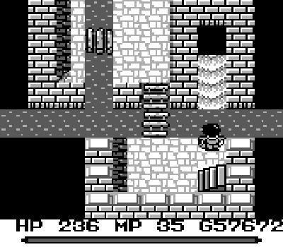 Mystic Quest - Cloacas