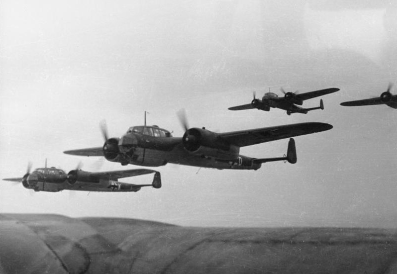 21 November 1939 worldwartwo.filminspector.com Dornier Do 17