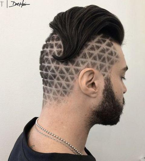 Gaya Rambut Unik Terbaik