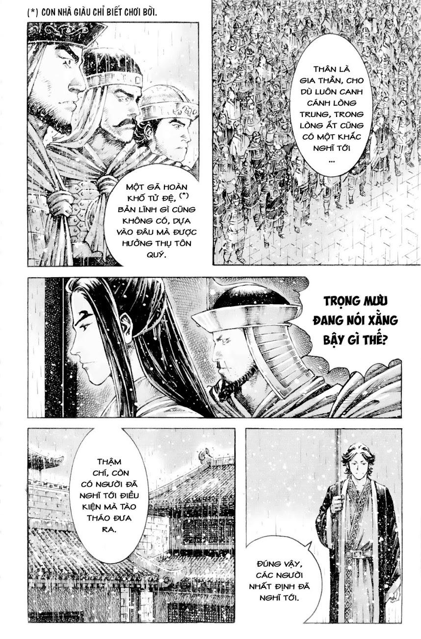 Hỏa phụng liêu nguyên Chương 406: Sinh sôi sinh sôi [Remake] trang 6