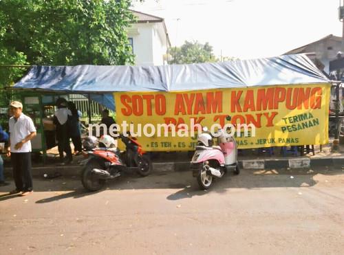 Soto Ayam Kampung Pak Tony Jalan Kartini
