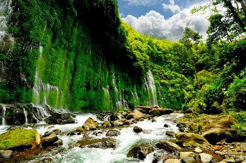 Waterfalls is Philippines