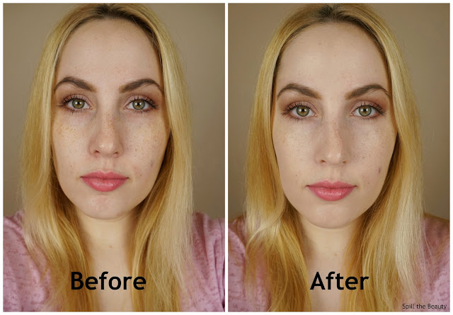 estee lauder perfectionist youth infusing serum makeup foundation review swatches before and after 2