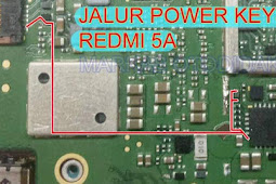 Redmi 5A power key ways