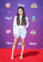 landry bender best red carpet dresses radio disney music awards 2016 photo