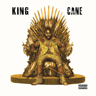 Hurricane Chris - King Cane -  Album Download, Itunes Cover, Official Cover, Album CD Cover Art, Tracklist