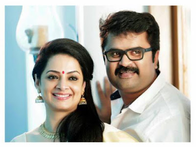 Anoop Menon  family