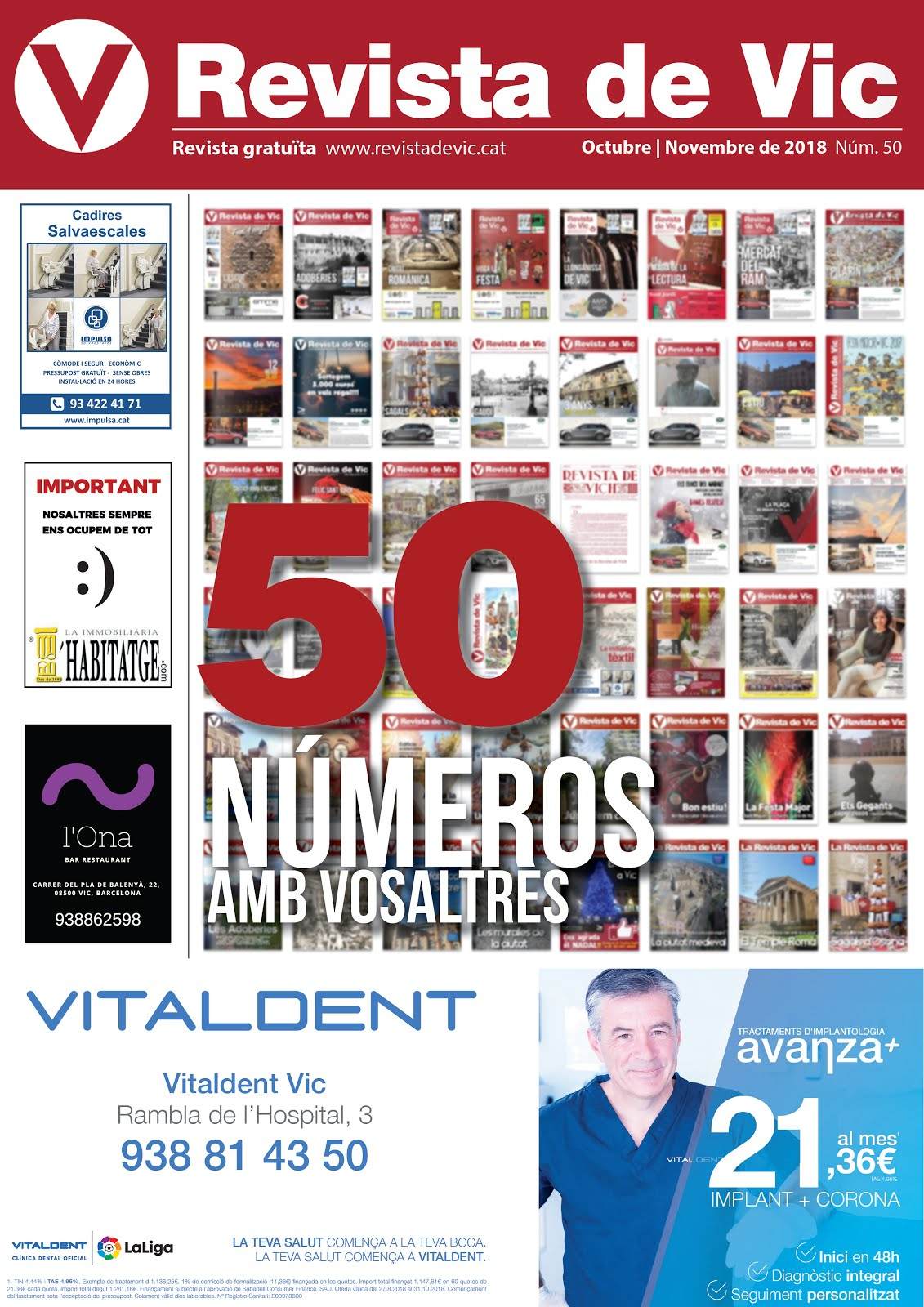 REVISTA DE VIC NÚMERO 50