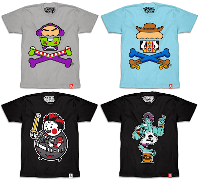 The Johnny Cupcakes Disney T-Shirt Collection
