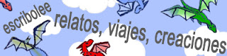 escribolee: relatos, viajes y creaciones de Déborah F. Muñoz