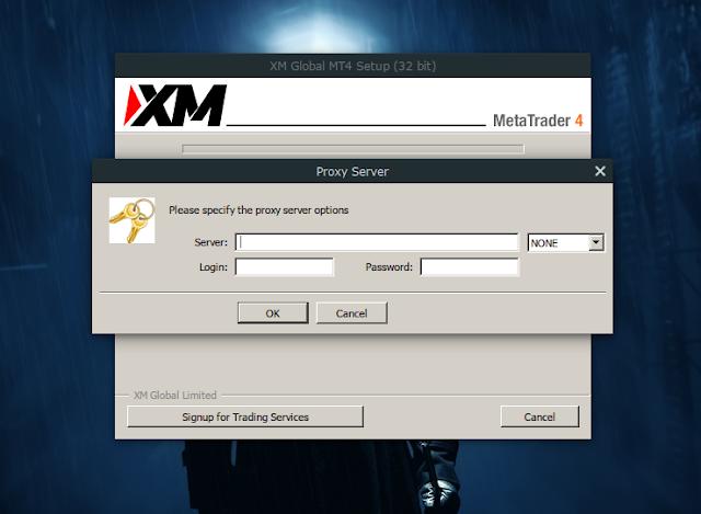 Cara Ampuh Mengatasi Masalah Proxy Server saat instalasi MT4 Linux Ubuntu