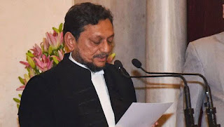 Justice SA Bobde took Oath as 47th CJI