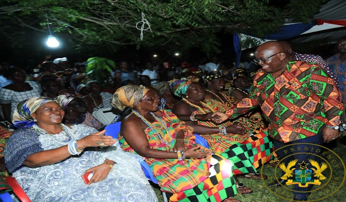 """We Are Proud Of You"" – Volta Chiefs Tell President Akufo-Addo"