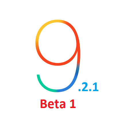 Apple has just released the first beta version of upcoming iOS 9.2.1 (Build number 13D11) software update for developers for iPhone, iPad and iPod touch.