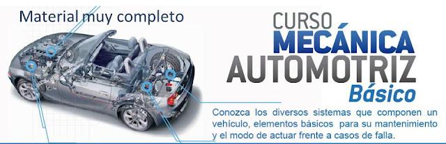 """""""Video Curso de Mecánica Automotriz"""""""