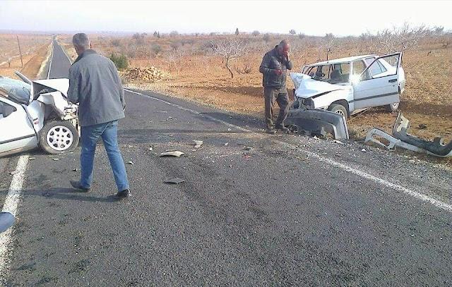 Bozova kırsalında trafik kazası: 5 yaralı
