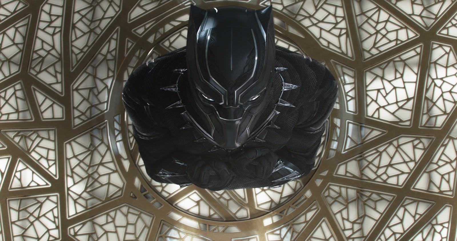 6fcd83a57972 Marvels Black Panther dök upp redan 1966 och var den första svarta  superhjälten - i betydelsen afrikan, inte svart dräkt.