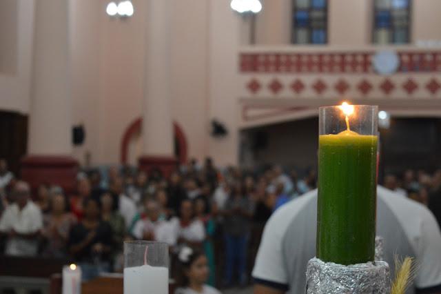 PAROQUIAL: Começa o Tempo do Advento para os Católicos de São Joaquim do Monte.
